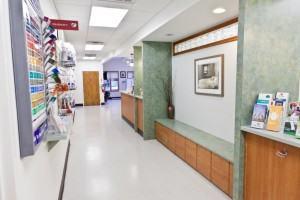 Pharmacy Waiting Area